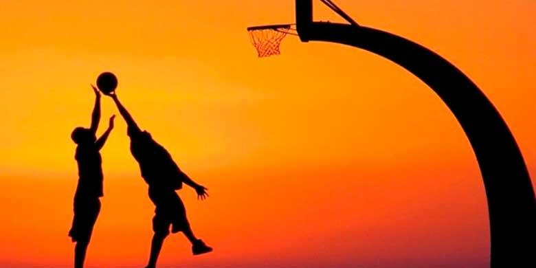 Club de baloncesto para divertirte haciendo ejercicio
