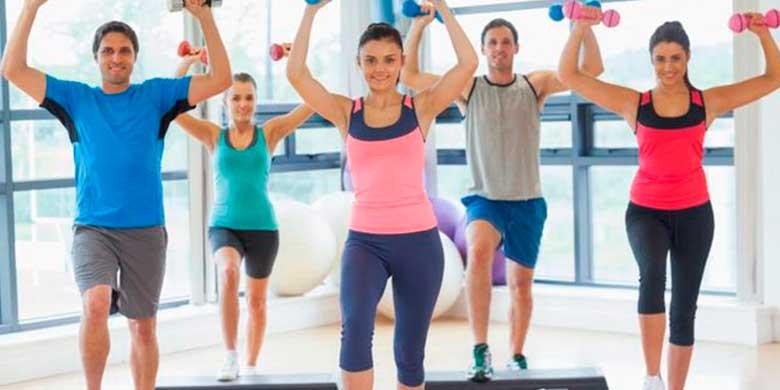 Mejora la condicion física en nuestro gimnasio